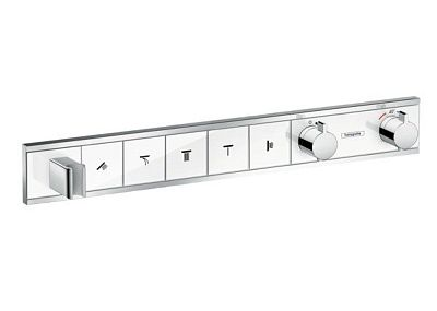 Термостат для душа Hansgrohe RainSelect 15358400 фото 1